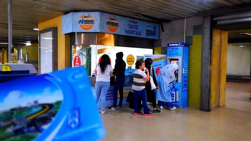 NKolay Ankara Kart Satış Noktası