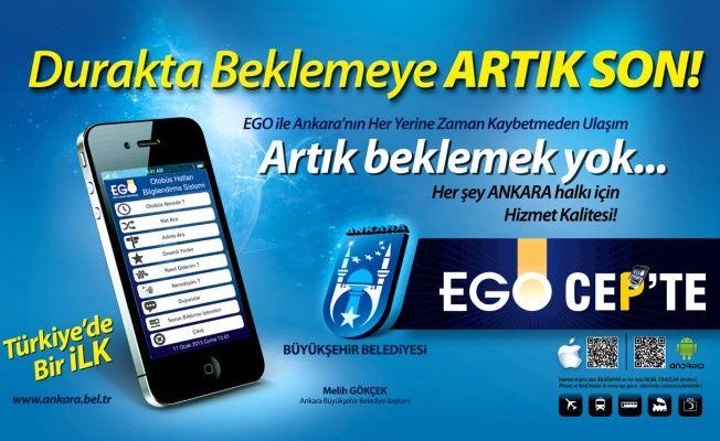 EGO Cepte Uygulaması