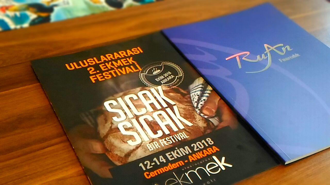 Uluslararası 2.Ekmek Festivali Basın Toplantısı Yapıldı