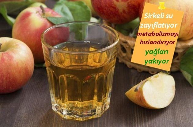 Elma Sirkesi Nasıl Kullanılır?