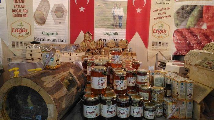 Engür Organik Bal Sivas