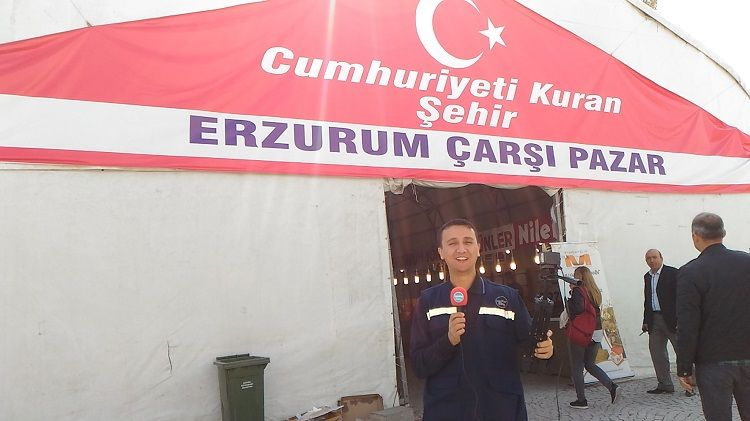 Başkentte 6.Erzurum Tanıtım Günleri