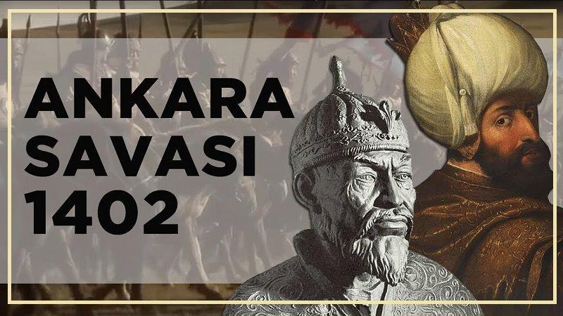 Yıldırım Beyazıd ve Timur (Ankara Savaşı)