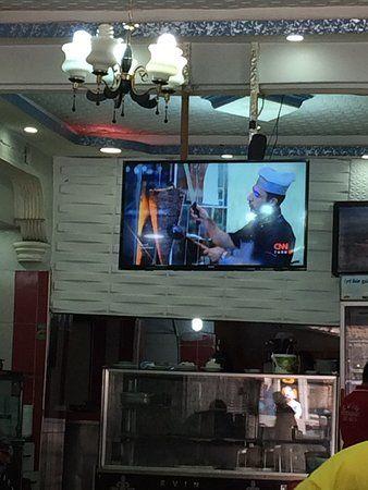 Evin Restorant Doğubayazıt Abdigör Köftesi
