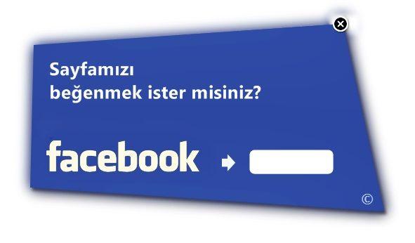 Facebook Sayfamızı Beğenin İntro Kodu