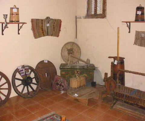 Fişek Ali Konağı müze ev Tarihi Fişek Ali Konağı