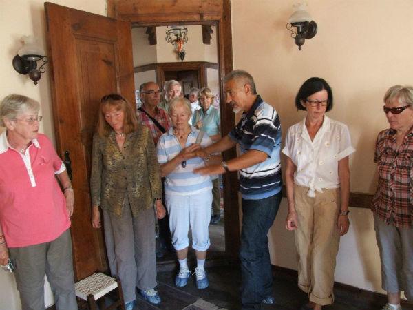 Fişek Ali Konağı ziyaretçileri