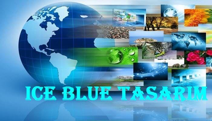 ICE BLUE TASARIM KODLARI