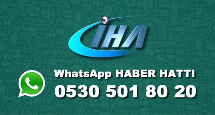 İHA Whatsapp İhbar Hattı
