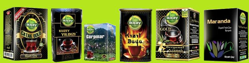 iki çay