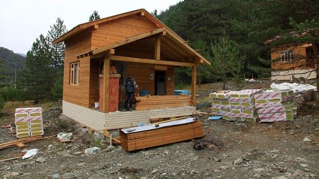 Ilgaz Dağı Bungalov Evleri