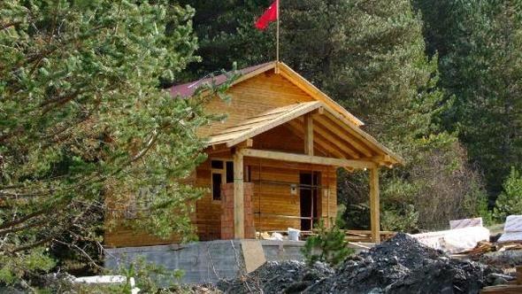 Ilgaz Dağı Bungalov Evler