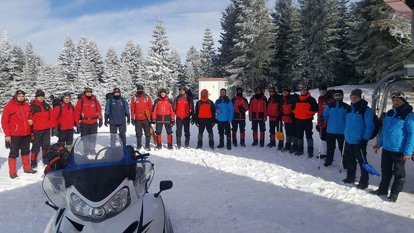 Ilgaz Yıldıztepe Kayak Merkezi Afad Acil Kurtarma