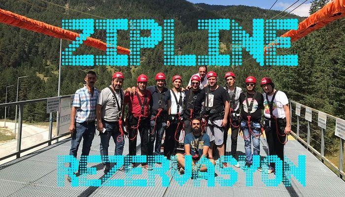Ilgaz Dağı Zipline Rezervasyon