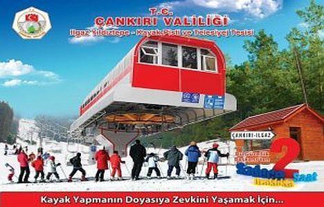 Ilgaz Dağı Yeni Reklam Baneri Ankara Sokaklarında