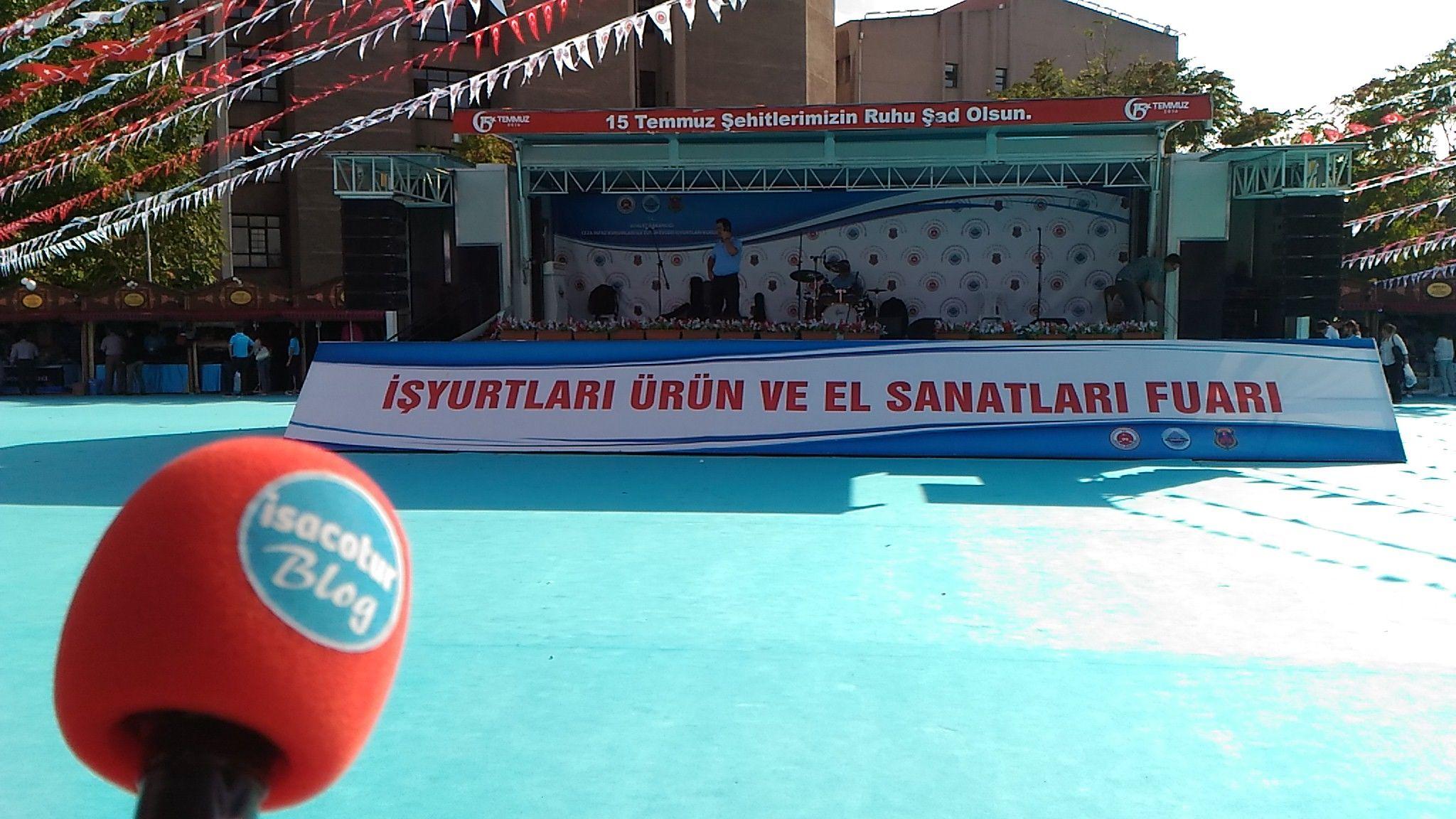 Ankara İş Yurtları Fuarı 2018