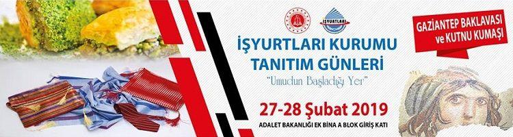 İşyurtları Kurumu Gaziantep Ceza Evi Tanıtım Günleri 2019