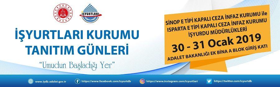 İşyurtları Kurumu Sinop Ceza Evi Tanıtım Günleri 2019