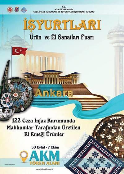 İş Yurtları Fuarı Ankara