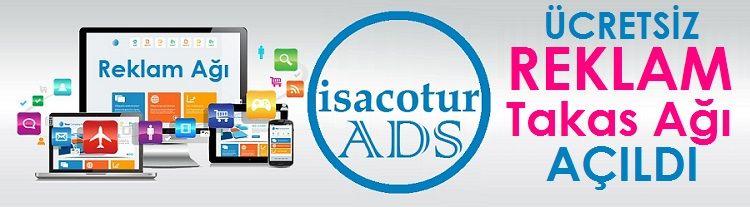 isacotur Ads Reklam Bannerleri