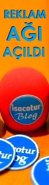 isacotur Ads, Banner Reklam Ağı, 160x600 Banner