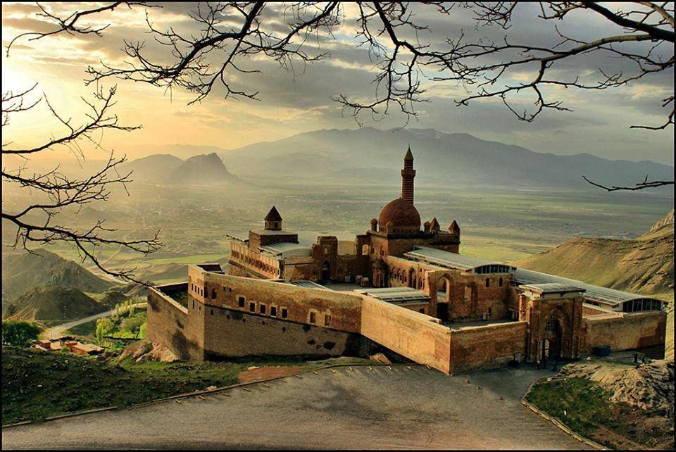 İshak Paşa Sarayı Fotoğrafları,Ishak Pasha Palace photos