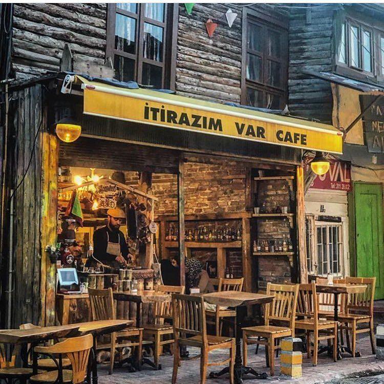 İtirazım Var Cafe Ankara
