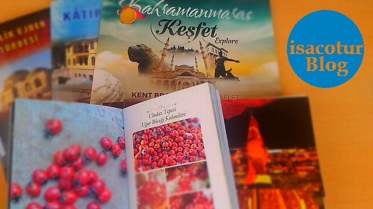 Kahramanmaraş Turizm Tanıtım Kitabları