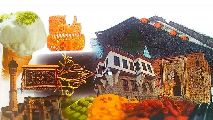 Kahramanmaraş Turizm Tanıtım Afişi