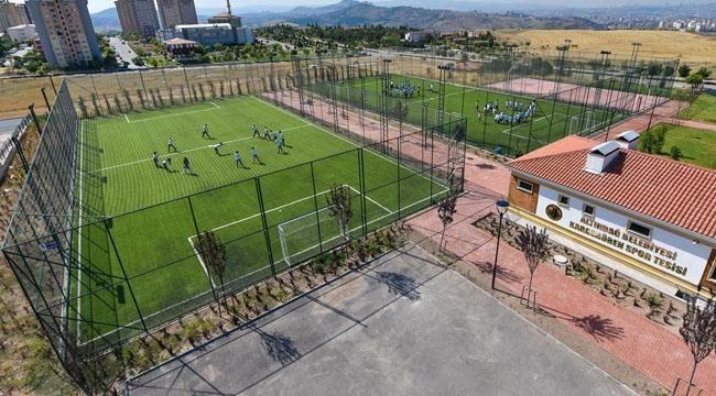 Altındağ Karacaören Spor Tesisi