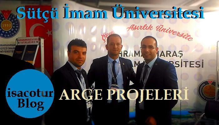 Kahramanmaraş Sütçü İmam Üniversitesi Arge Projeleri