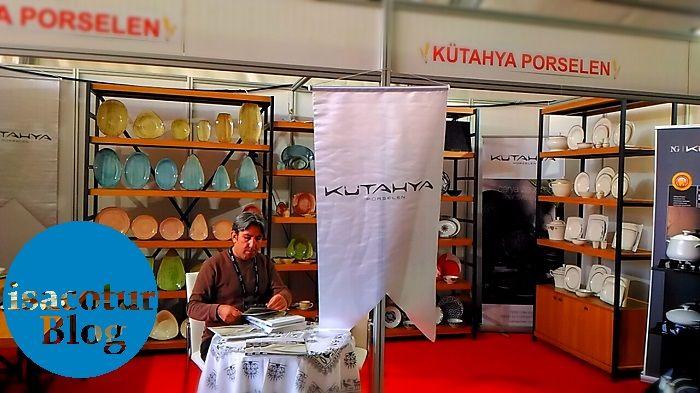Kütahya Porselen Uluslararası Ekmek Festivalinde