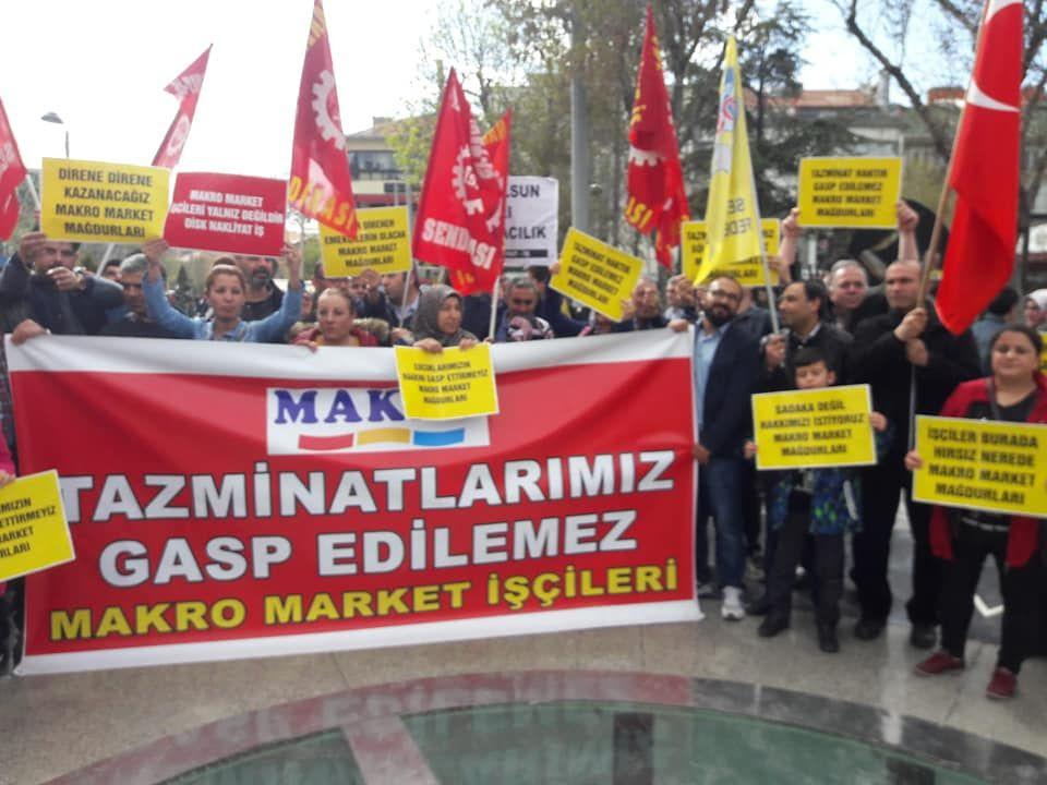 Makro Market İşçileri Mesai ve Tazminatlar Sorunu