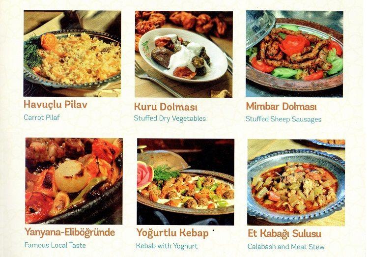 Kahramanmaraş Yöresel Yemekleri