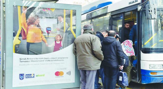 Mastercard Ankara Ego Kampanyası