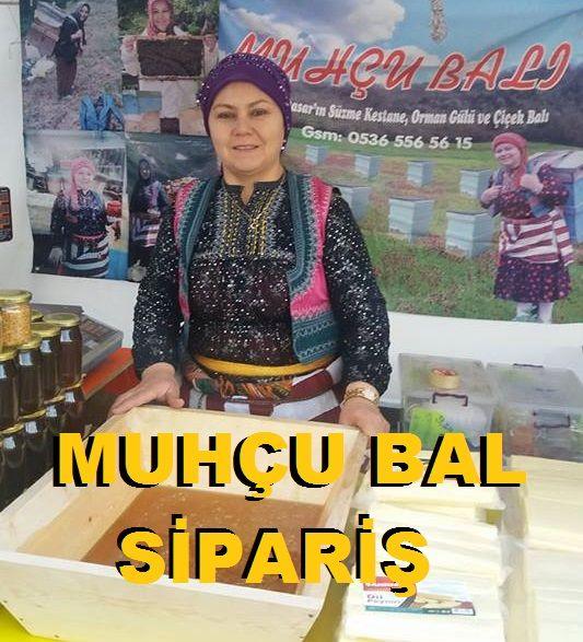 Muhçu Bal Sipariş