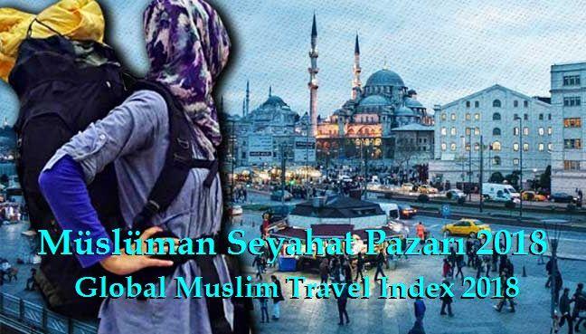 Müslüman Seyahat Pazarı 2018 Raporu
