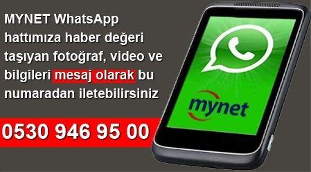 MyNet Whatsapp İhbar Hattı