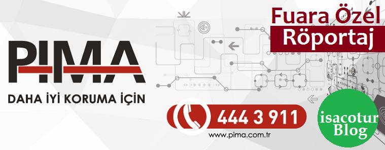 Pima Güvenlik Alarm Sistemleri