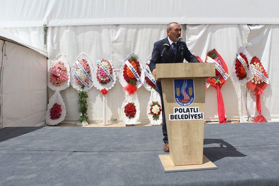 2019 Polatlı Tarım Fuarı Başladı