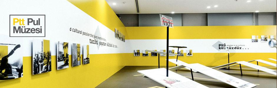 Ptt Pul Müzesi Bölümleri