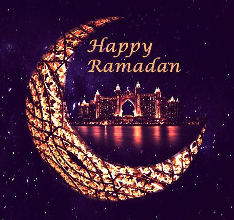 Ramadan Kareem and Ramadan Mubarak