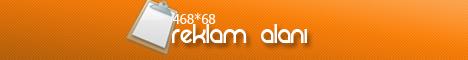 468x60 Reklam Alanı Banneri