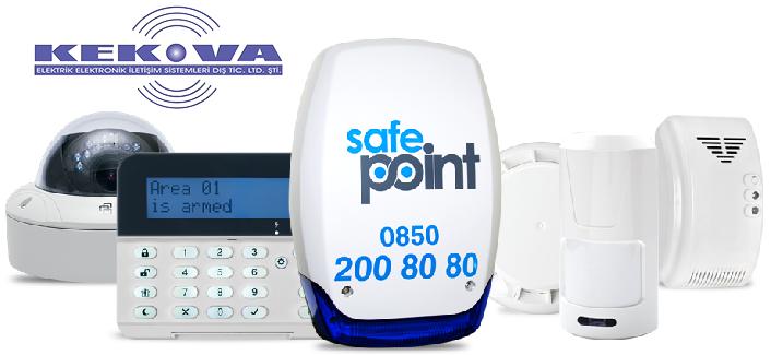 Kekova Elektronik Alarm Sistemleri / Safe Point
