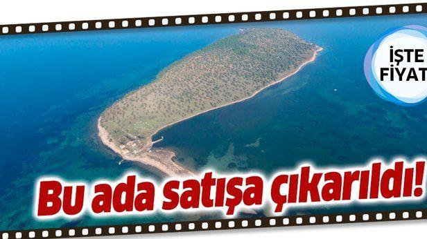 Sahibinden Satılık Çiçek Adası