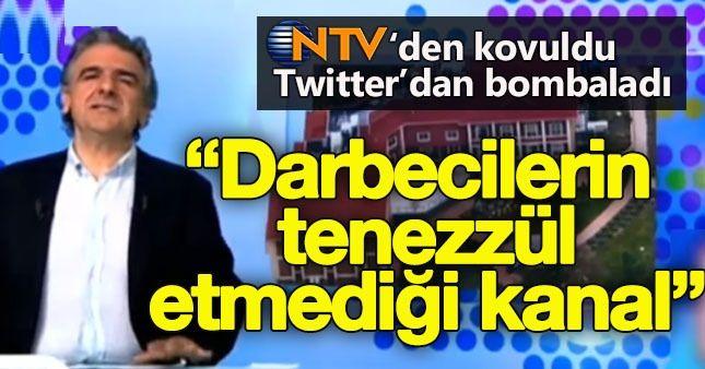 Selim Atalay NTV'den Neden Ayrıldı?