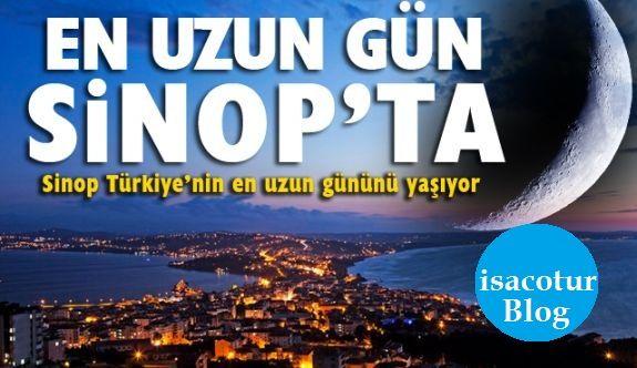 21 Haziranda Türkiye'de en uzun gündüz nerede yaşanır