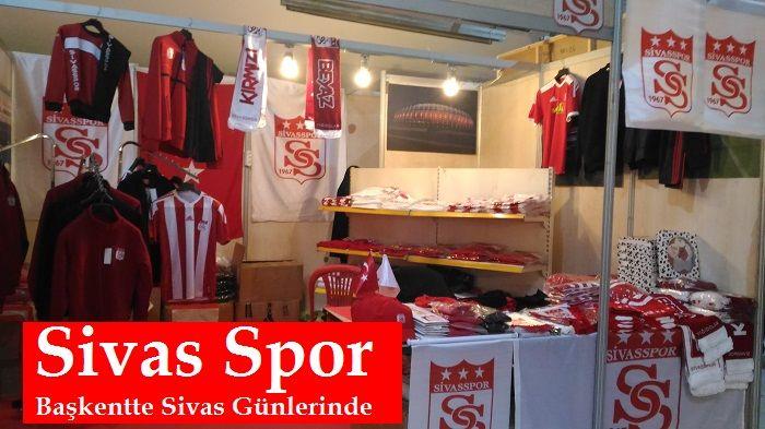 Sivas Spor Ankara'da Sivas Günlerinde