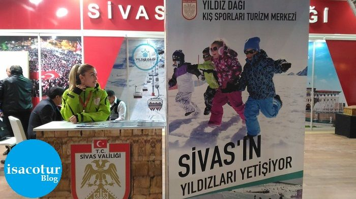 Yıldız Dağı Kış Sporları Merkezi Sivas