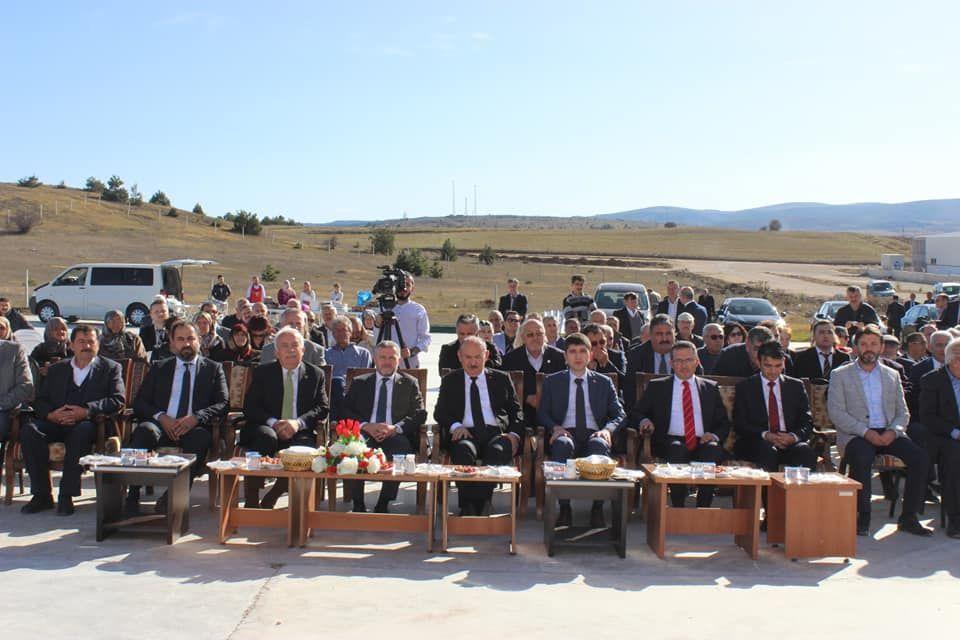 Siyez Buğdayı Anavatanı Seydiler'de Depolanacak projesi